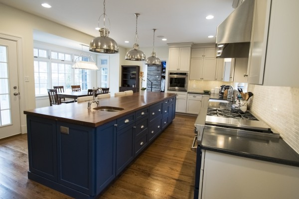 Wynnewood kitchen remodel