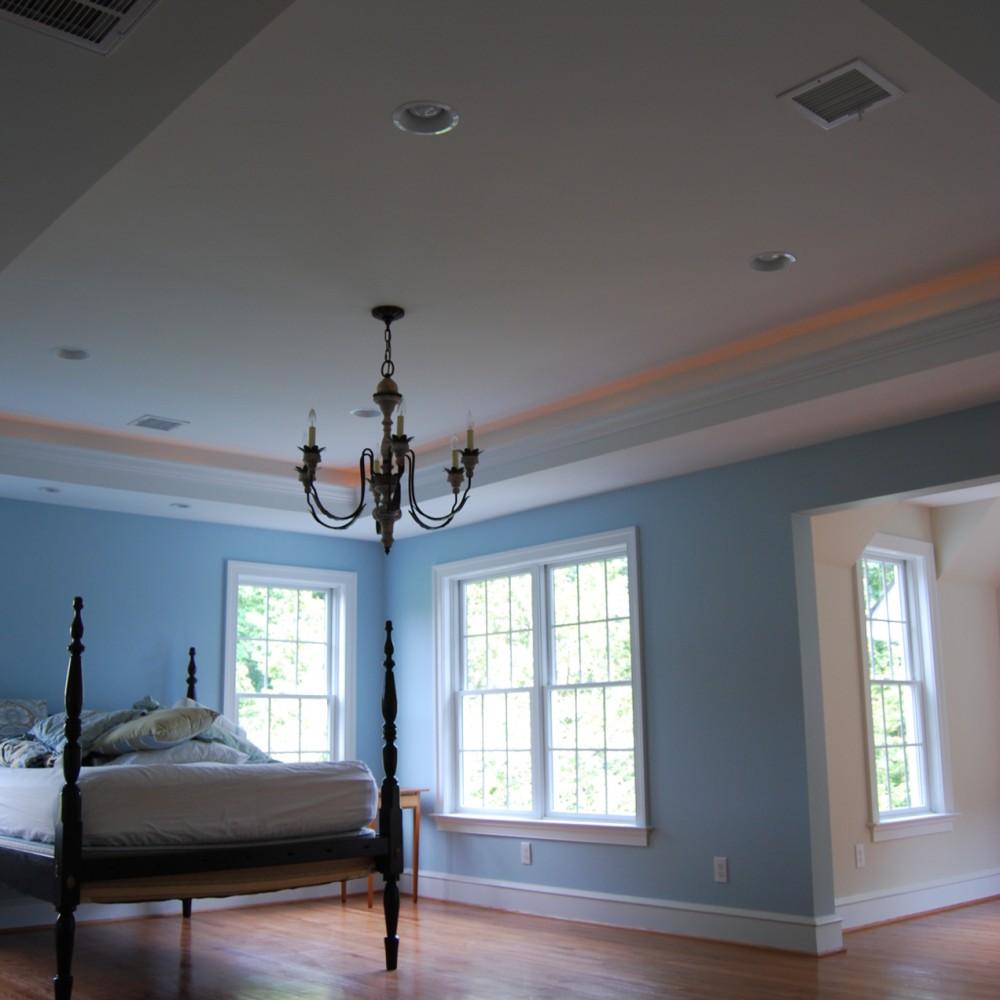 Bryn Mawr master suite